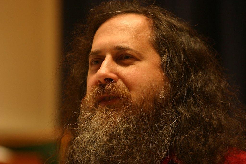 Stallman, padre del Software Libre