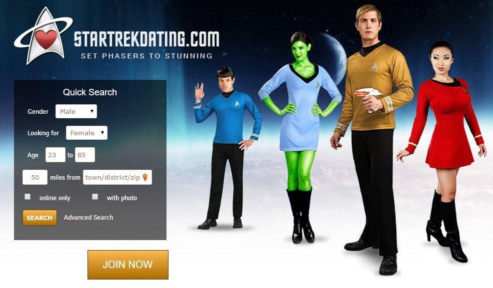 Stark Trek Dating
