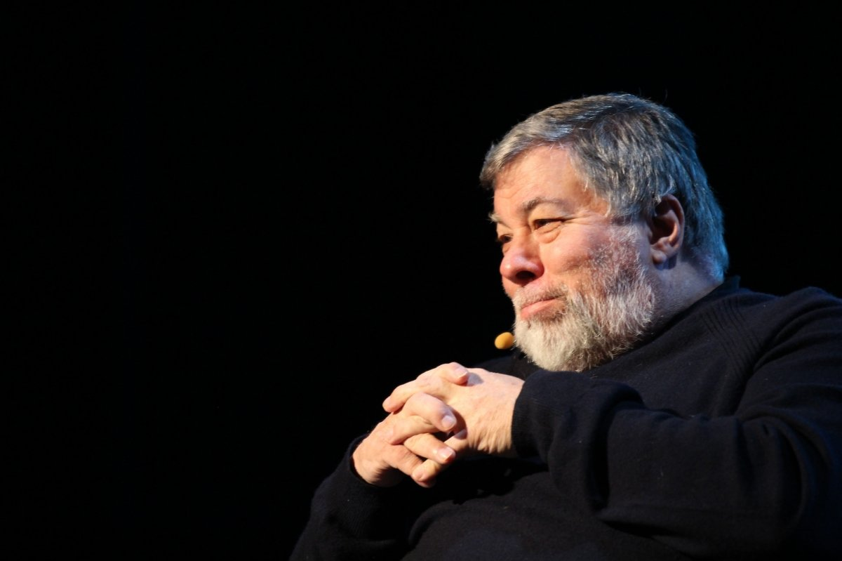 Steve Wozniak en 2000