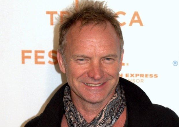 Sting, protagonista del primer producto vendido por Internet
