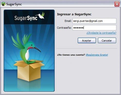 SugarSync 2