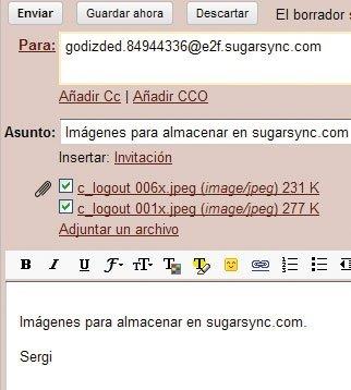 SugarSync 8