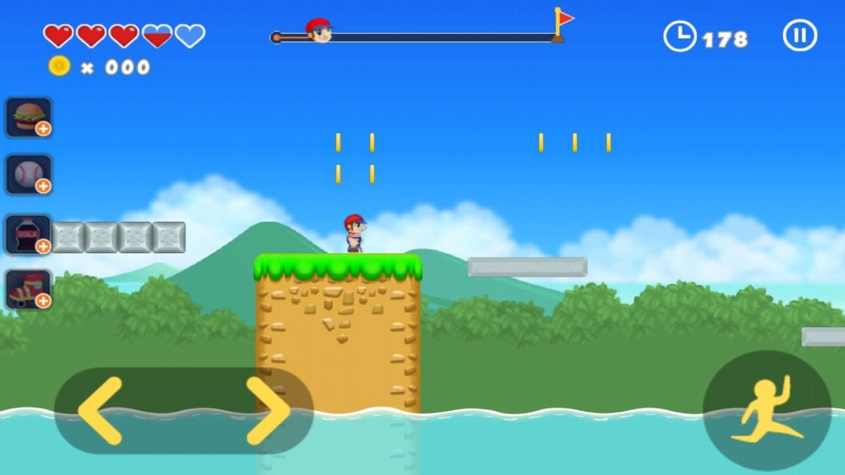 Super Jungle World Adventure para Android