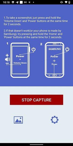 Super Screenshot Android