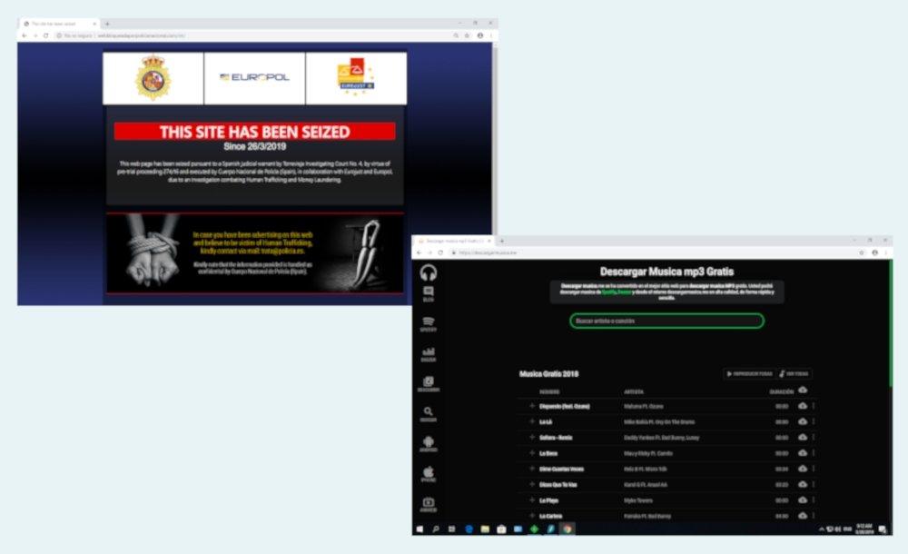Surfshark permite acceder a páginas web censuradas