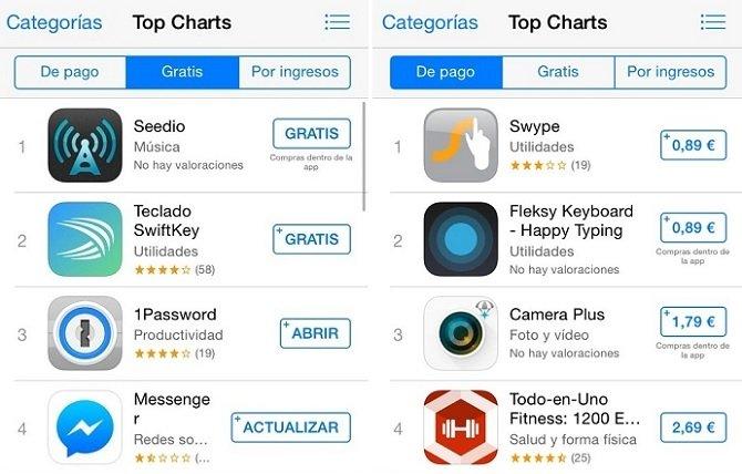 SwiftKey para iOS 8 alcanza 1millón de descargas en menos de 24 horas - imagen 3