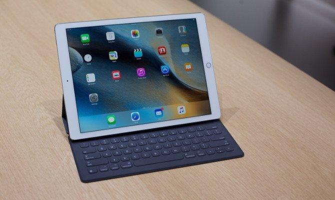 Teclado del iPad Pro