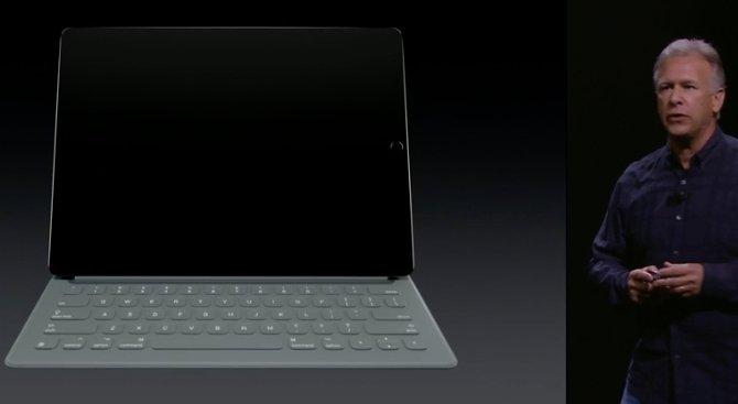Teclado para el nuevo iPad Pro
