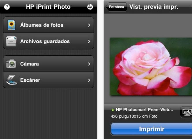Tecnologia iPrint HP
