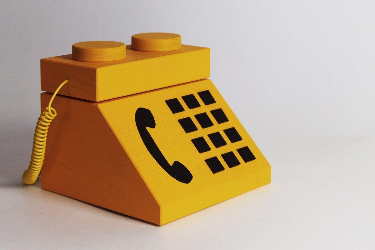 Teléfono de Brix System