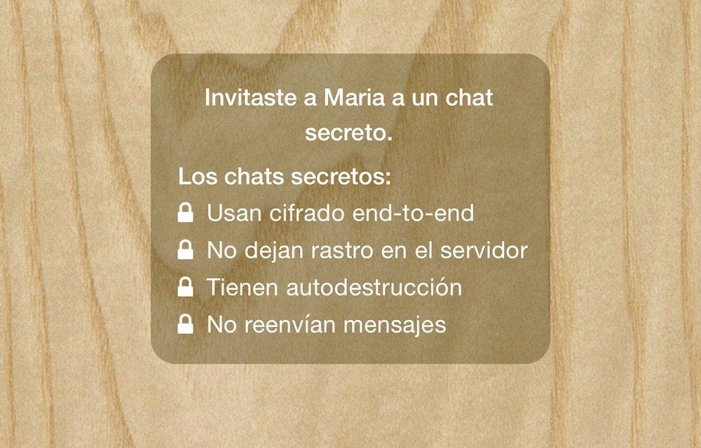 Telegram, usos de Difusión y Chat Privado - imagen 2