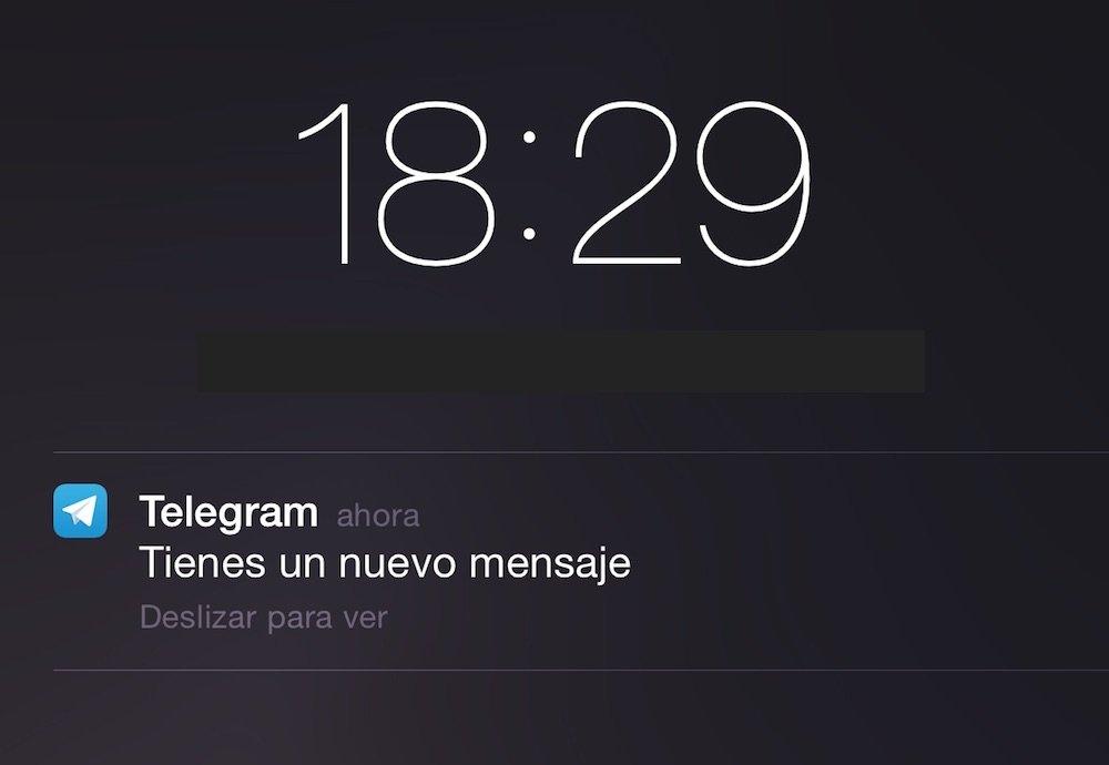 Telegram, usos de Difusión y Chat Privado - imagen 4