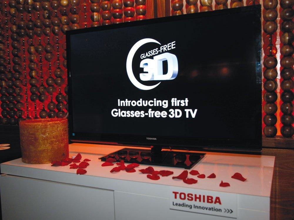 Tendencias 2011 televisión 3D