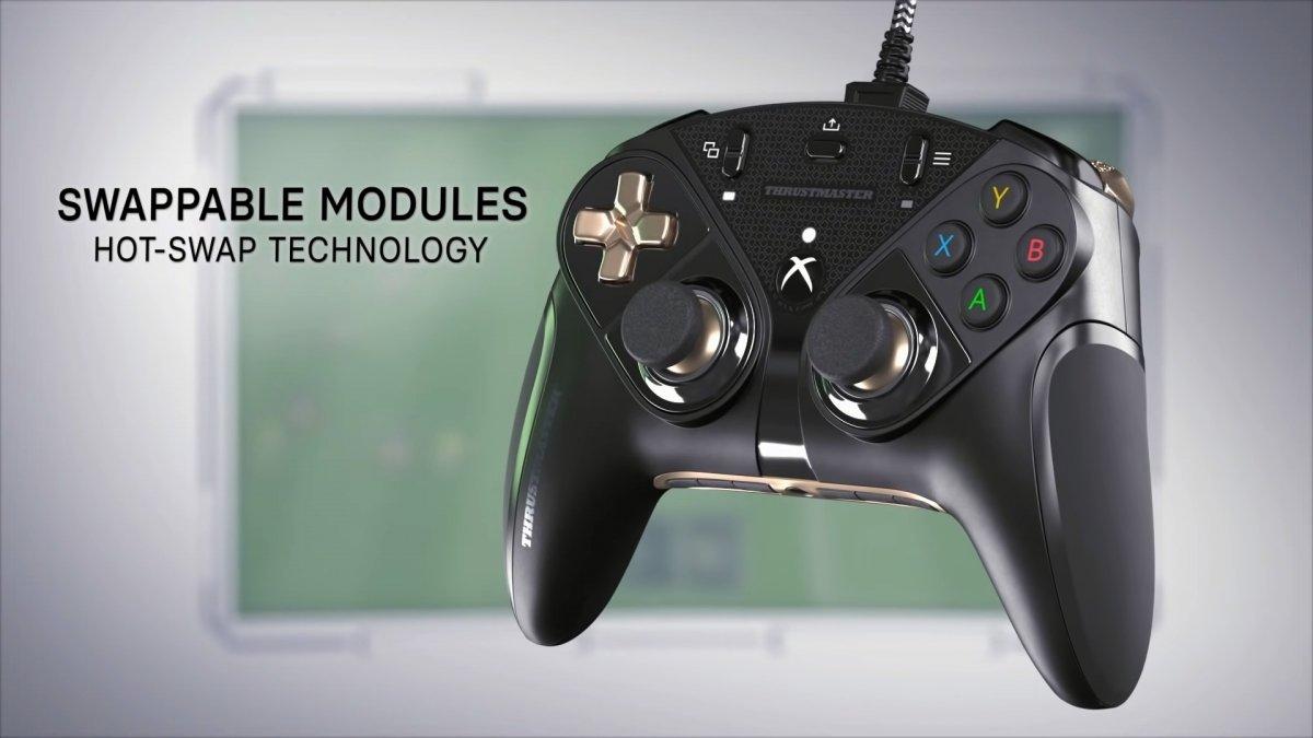 Thrustmaster ESWAP X Pro Controller, uno de los mejores gamepad para competir