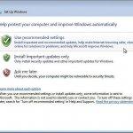 Las actualizaciones de Windows 7 no funcionan correctamente