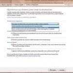 Configura de forma adecuada las actualizaciones de Windows 7