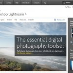Adobe lanza la cuarta versión de Photoshop Lightroom