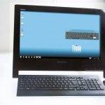 Lenovo ThinkCentre Edge 91z, todo en uno completo y asequible