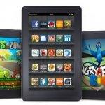 Amazon vende un millón de Kindle Fire a la semana