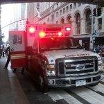 La Ubulancia, o si Uber se pasase al transporte de emergencias
