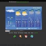 Personaliza Firefox con la previsión meteorológica