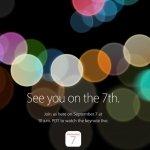 Apple presenta mañana el iPhone 7