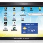 Archos 101 internet tablet, asequible y sin complicaciones