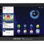 Archos 7ob Internet Tablet, ideal para reproducir multimedia