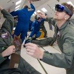 Las HoloLens llegarán al espacio el 3 de diciembre