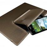 Asus PadFone: smartphone, tablet y netbook a la vez