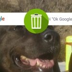 Cómo eliminar la barra de Google en Android
