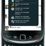 BlackBerry Torch 9800, el primer smarphone con BlackBerry OS 6
