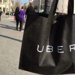Probamos UberEATS, comida a domicilio sin trampa... pero con cartón