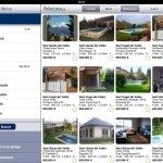 Busca vivienda desde el iPad