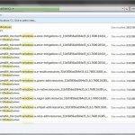 Mi equipo se cuelga al usar el buscador de Windows 7