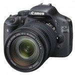Cámara réflex Canon EOS 550D, veterana y muy atractiva