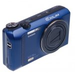 Casio Exilim ZR-200, una cámara rápida y con calidad