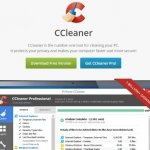 Optimiza tu PC con CCleaner