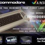 Commodore 64 vuelve a la vida con nueva tecnología
