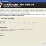 Creo que mi navegador de Internet tiene un virus