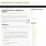 LibreOffice necesita una mascota