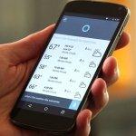 Cortana llega a Android e iOS, pero sólo para usuarios de Windows 10
