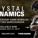 Crystal Dynamics + GameChanger