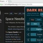 Una extensión para poner Chrome y Firefox en modo oscuro