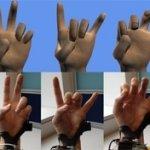 Microsoft crea un sensor 3D que replica la mano del usuario