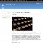 Drupal 7.22, un CMS complejo y exigente pero con recompensa