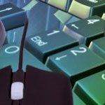El binomio ratón-teclado
