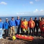 Un robot ayudará a Grecia a rescatar refugiados en el mar