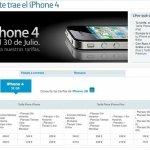 El iPhone 4 ya tiene tarifas oficiales y se podrá comprar hoy a las 12 de la noche