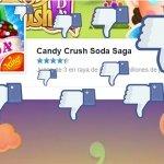 Un mundo mejor es posible: no habrá más notificaciones de Candy Crush en Facebook